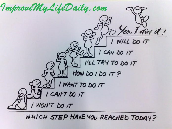 Penentu Kesuksesan Dalam Kehidupan Hanya Ada Satu Orang Motivator Terbaik